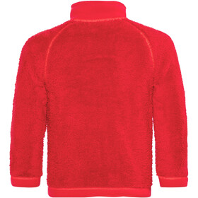 Color Kids Burma Mini Pile Fleece Jacket Kids racing red